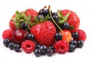 Замороженные ягодные смеси